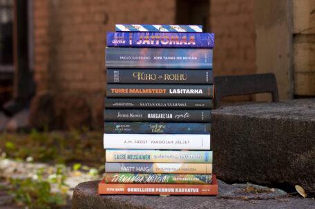 Aulan blogi: Syksyn kirjauutuudet – nyt luetaan ja kuunnellaan kaikessa rauhassa