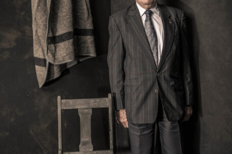 Holokaustiselviytyjä Eddie Jaku: Tehtäväni on jakaa iloa