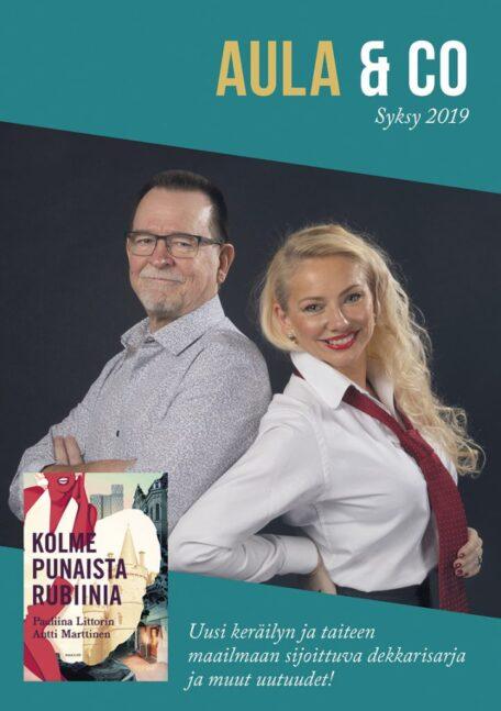 Katalogi - Aula & Co, syksy 2019